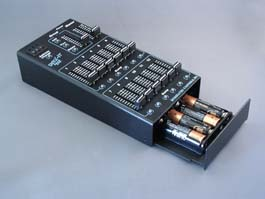 DMX-iT - Battery Box - front
